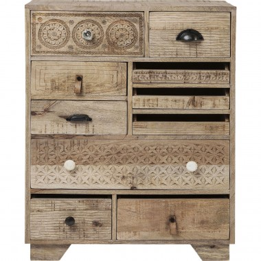 Dresser Puro 10 Drawers Kare Design