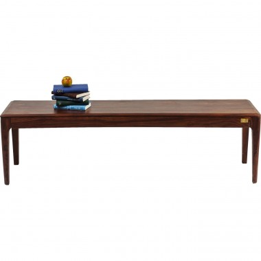 Brooklyn Walnut Bench 160cm Kare Design