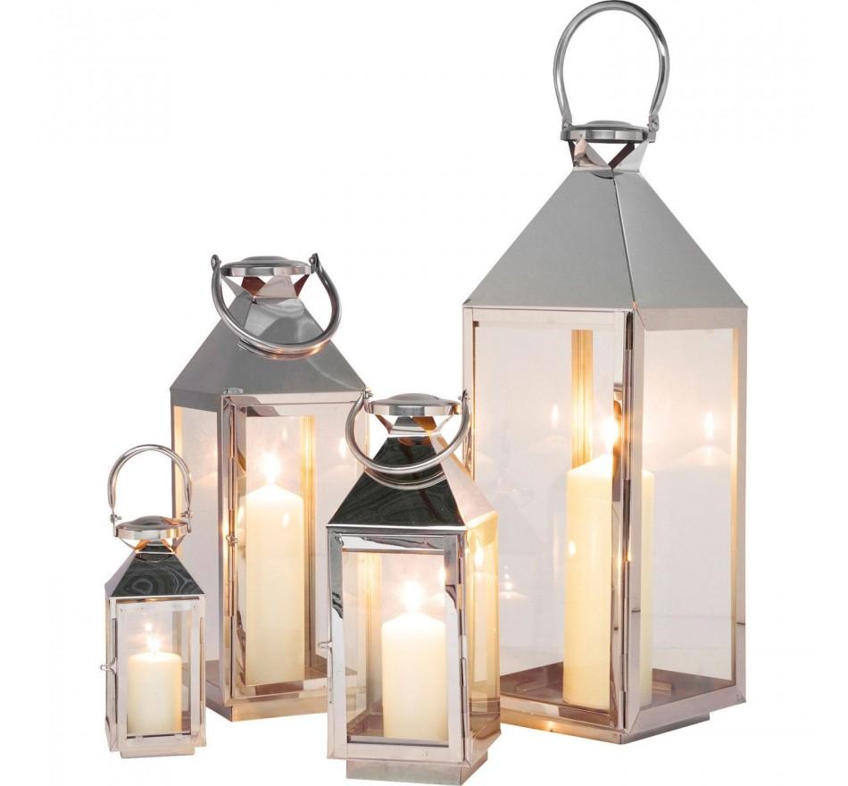 Lanterne Giardino 4/set Kare Design