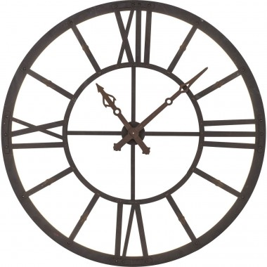 Wall Clock  Factory LED Kare Design