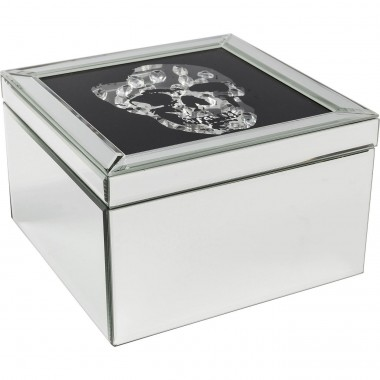 Box Frame Skull Kare Design