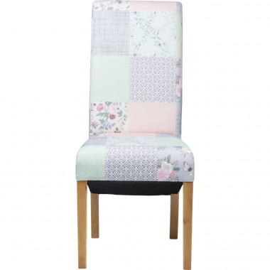 Chair Patchwork Powder Kare Design