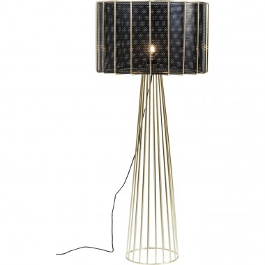 Floor Lamp Wire Bowl Kare Design