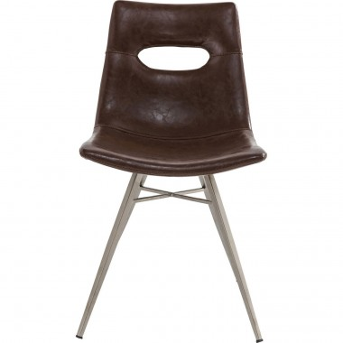 Chair Venice Dark Brown Kare Design