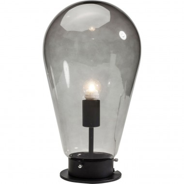 Table Lamp Bulb Black Kare Design