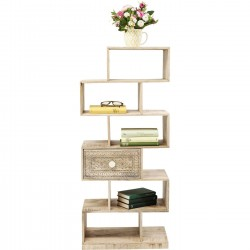Shelf Puro Zick Zack Kare Design