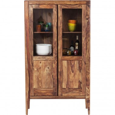 Brooklyn Nature Display Cabinet 2 Doors Kare Design