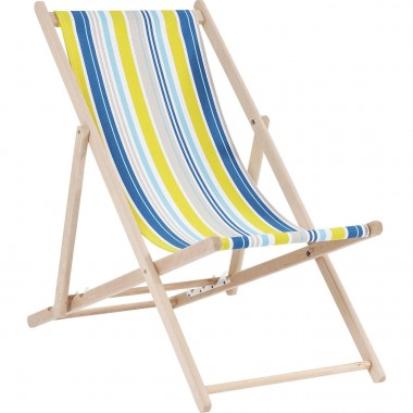 Deckchair Cool Summer Kare Design