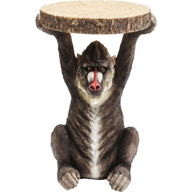 Table d'appoint Baboon Kare Design