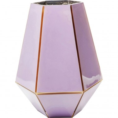 Vase Art Pastel Purple Kare Design