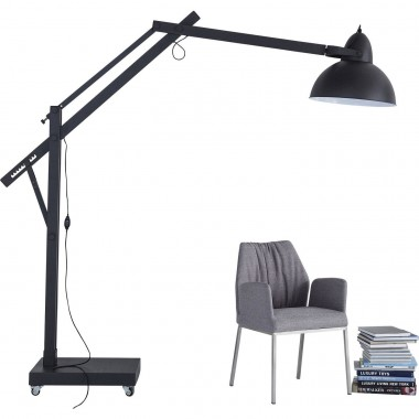 Floor Lamp Gigante Factory Kare Design
