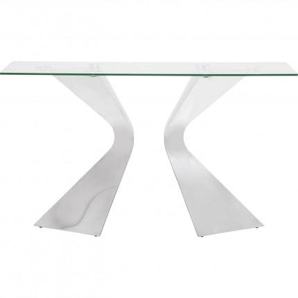 Console Table Gloria Chrome Kare Design