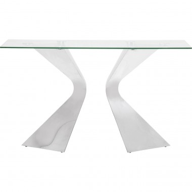 Console Table Gloria Chrome Kare Design