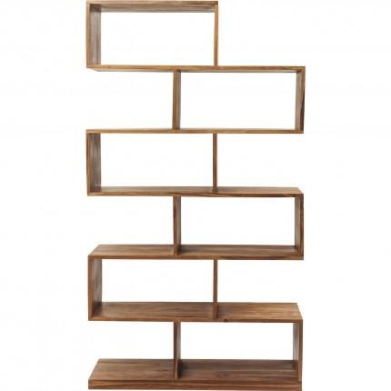 Authentico Shelf Zick Zack 180x100cm Kare Design
