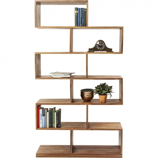 Authentico Shelf Zick Zack 180x100cm Kare Design