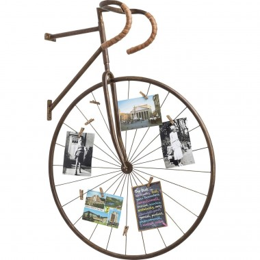 Wall Decoration Memo Holder Bike Kare Design