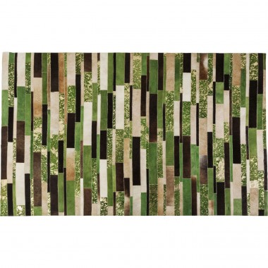 Carpet Brick Green 170x240cm Kare Design