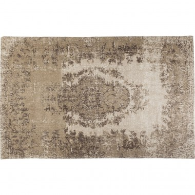 Carpet Kelim Pop Beige 240x170cm Kare Design