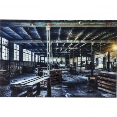 Picture Glass Factory 100x150cm Kare Design
