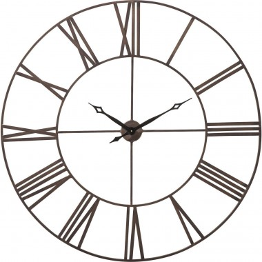 Wall Clock Factory 120cm Kare Design
