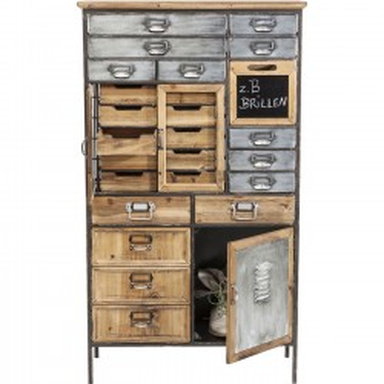 Dresser Art Factory Kare Design