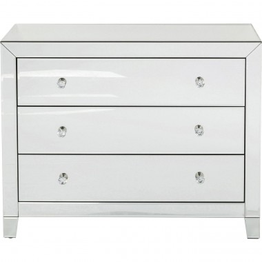 Dresser Luxury 3 Drawers Kare Design