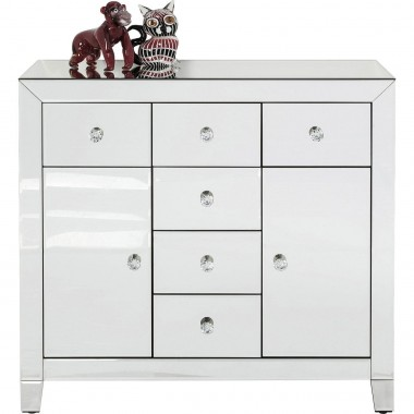 Sideboard Luxury 2 Doors 6 Drawers Kare Design
