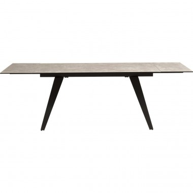 Extension Table Amsterdam Dark 160(40+40)x90cm Kare Design