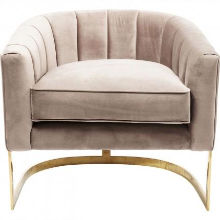 Armchair Pure Elegance Kare Design