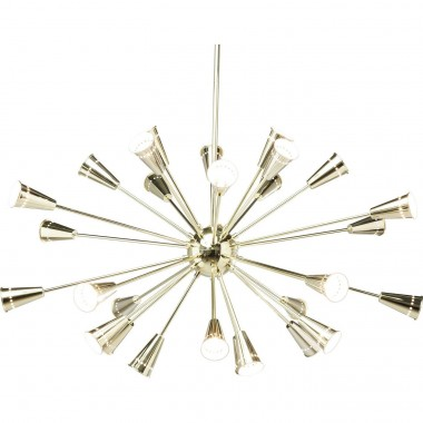 Pendant Lamp Atmosphere Gold Kare Design