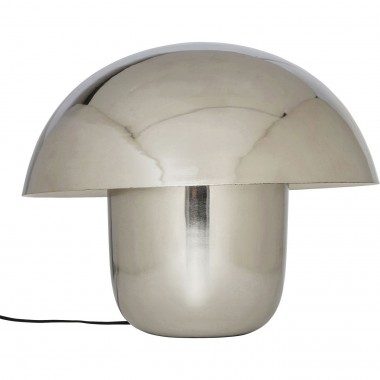Table Lamp Mushroom Chrome Kare Design