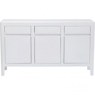 Brooklyn White Sideboard Kare Design