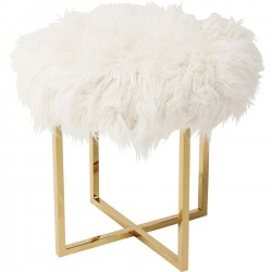 Tabouret Mr. Fluffy Kare Design