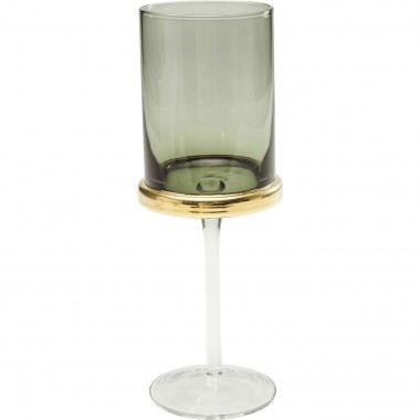 White Wine Glass Innocent Smoke Kare Design