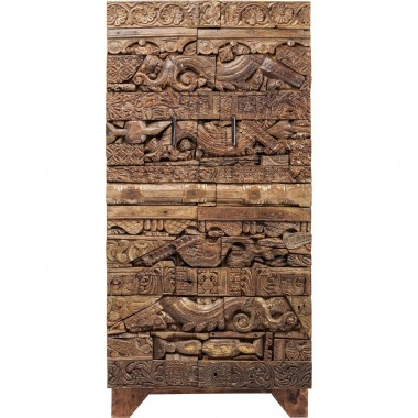 Cabinet Shanti Surprise Puzzle Nature 2Doors Kare Design