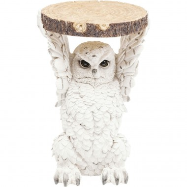 Side Table Animal Owl Ø35cm Kare Design