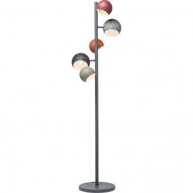 Floor Lamp Calotta Antico 5-lite Kare Design