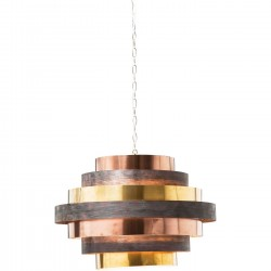 Pendant Lamp Belt Round Coffee Kare Design