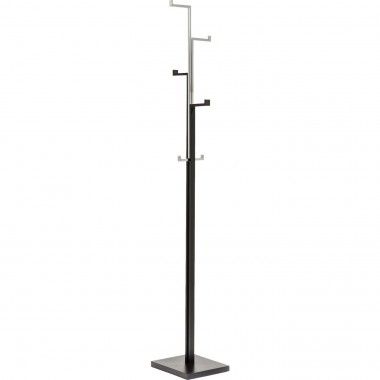 Coat Rack Casino Black - Silver Kare Design