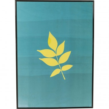 Picture Frame Leaf 71x51cm Kare Design