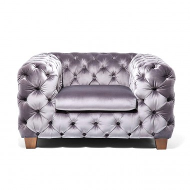 Armchair Desire Grey Kare Design