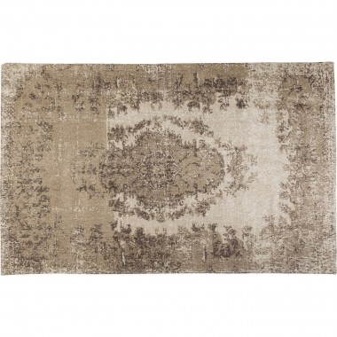 Carpet Kelim Pop Beige 300x200cm Kare Design