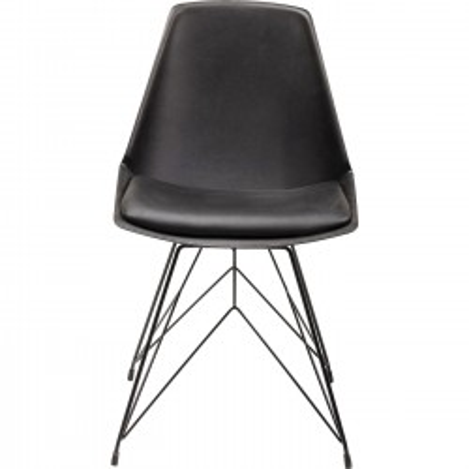 Chair Wire Black Kare Design