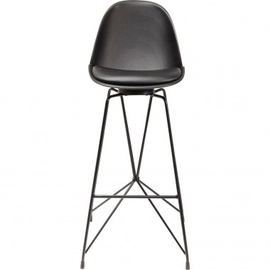 Tabouret de bar Wire noir Kare Design