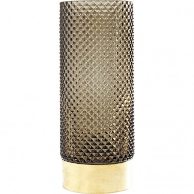 Vase Barfly Dark Green 25cm Kare Design