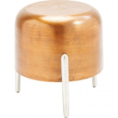 Stool Lumpy Copper Kare Design