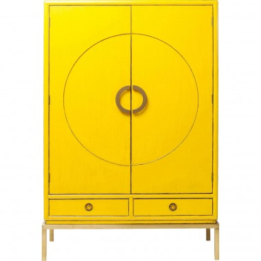 Wardrobe Disk Yellow Kare Design