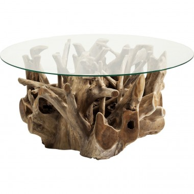 Coffee Table Roots Ø100cm Kare Design