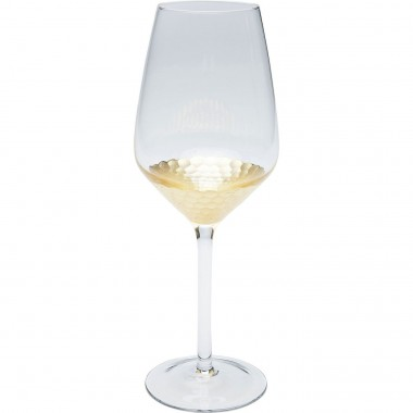 White Wine Glass Gobi Kare Design