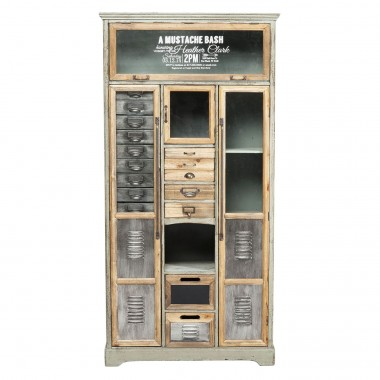Armoire Barber Shop